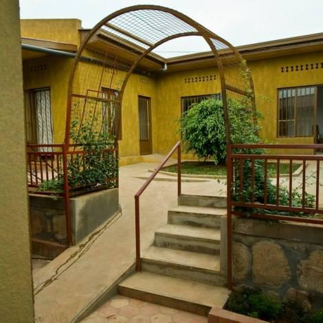 Les ateliers d'Afrique en Marche à Gikondo
