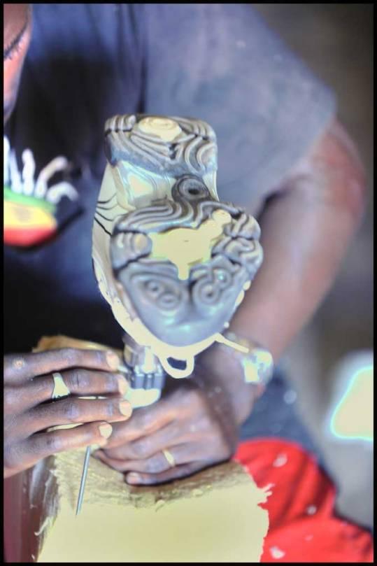 Fabrication d'une prothèse