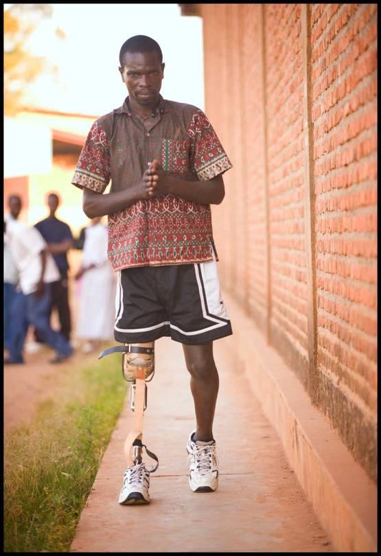 Essayage de prothèse