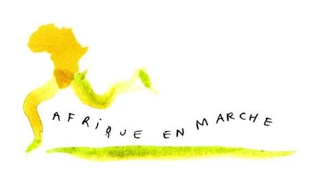 Logo Afrique en Marche